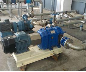 市政污水处理厂:污水提升泵