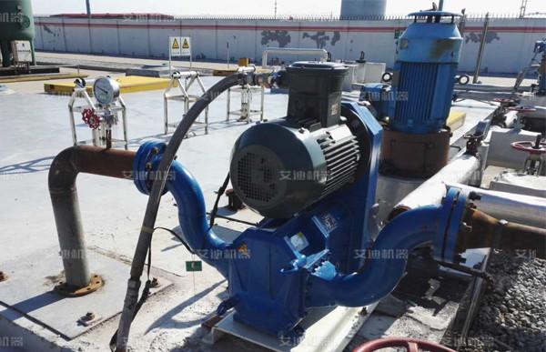 油气混输泵