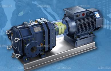 弹性螺旋凸轮泵