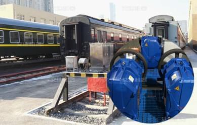 铁路真空吸污泵